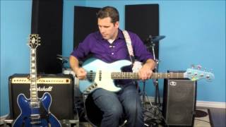 How To Plug Your Bass Into An Amplifier - Beginners Guide - The Music Coach