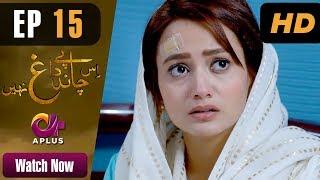 Drama | Is Chand Pe Dagh Nahin - Episode 15 | Aplus ᴴᴰ Dramas | Zarnish Khan, Firdous Jamal width=