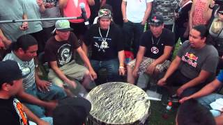 013 Black Bear Singers  - Ottawa 2014