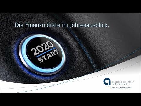 Ausblick 2020: Finanzmärkte