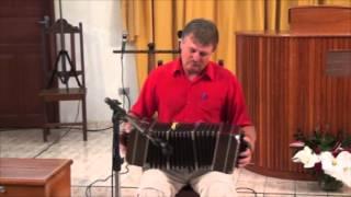 Hino Jacó segurou o anjo (na Concertina)-Pomerischradio-TV