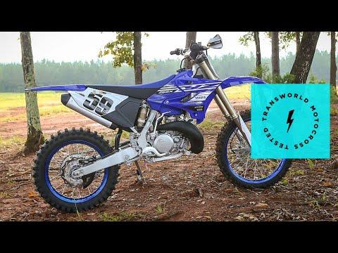 2019 Yamaha YZ250X | Technical Briefing