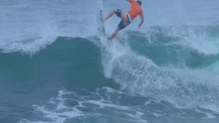 john john florence 10 point ride air during the oakley pro bali