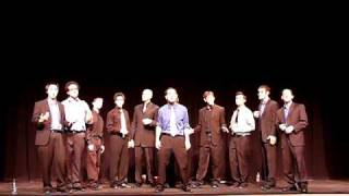Brandeis Voicemale TestFest ('09)- Stand By Me