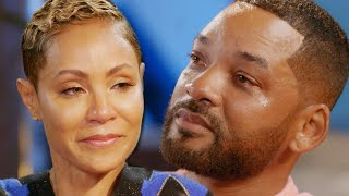 Watch Will and Jada Pinkett Smith Get EMOTIONAL in Father's Day Red Table Talk
