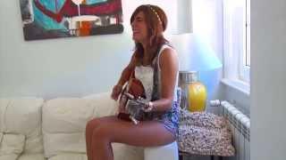 Demi Lovato - Skyscraper (Mia Rose Acoustic LIVE cover)