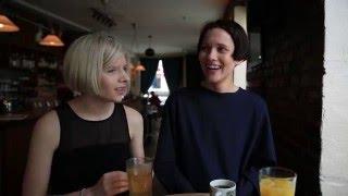 AURORA and Viktoria (interview)