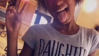 CJ so cool 😎 daughter
