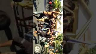 Bantengan karnavalan di desa krenceng