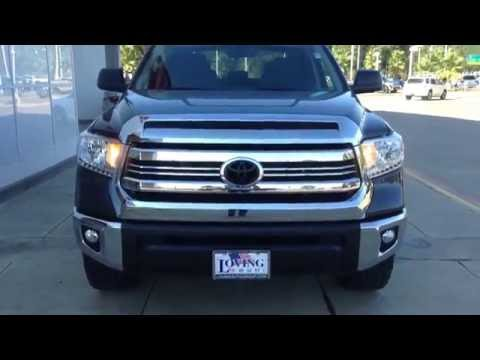 2017 Toyota Tundra CrewMax TSS Off-Road at Loving Toyota