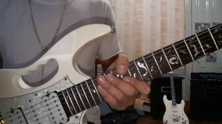 She's a Maniac, Flashdance (Michael Sembello) - Punteo Guitarra