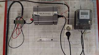mengurangi tagihan / mengemat listrik dengan plts on grid