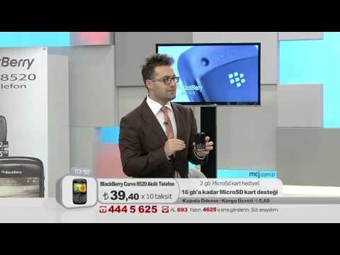 Blackberry 8520 Curve Akıllı Telefon