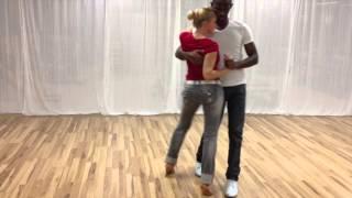 Charles Ogar & Kizomba Chick™ (Pense Moi - Adi Cudz 2011)