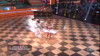 DWTS Jaleel White Week 2 (3/26/12)