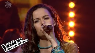"""Nolene sings """"Just a Kiss""""