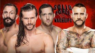 WWE Mashup: The Undisputed Era & CM Punk-Cult Of An Era