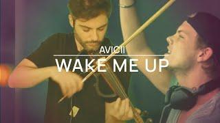 AVICII Wake me up (violín Jose Asunción)  R.I.P.