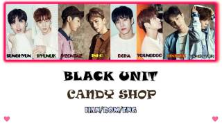 Black Unit - Candy Shop LYRIC CC