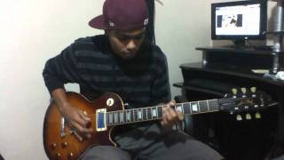 Flo Rida feat. David Guetta - Club can't handle me ( instrumental guitar cover)