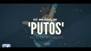 """- """"Putos"""" Hip Hop instrumental"""