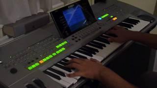 Kizutsuitemo / Oyasumi Nana - Nana - Verse - Piano Cover - Yamaha Tyros 1