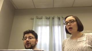 SCA Choir Practice Video: Holy, Holy, Holy- Melody