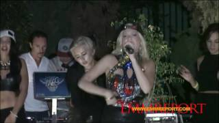 "[JAV STAR] Chanel West Coast Performs :""I Love Money"" at ""Now You know"" Mix Tape Release Party"