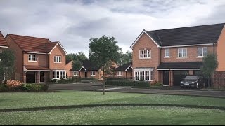 CGI Development Tour Weaver Grange, Moulton, North West