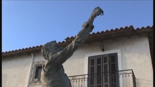 Cervantes vuelve a Lepanto para contar su experiencia en la batalla