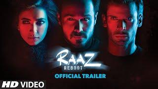 RAAZ REBOOT: Official Trailer | Emraan Hashmi, Kriti Kharbanda, Gaurav Arora width=