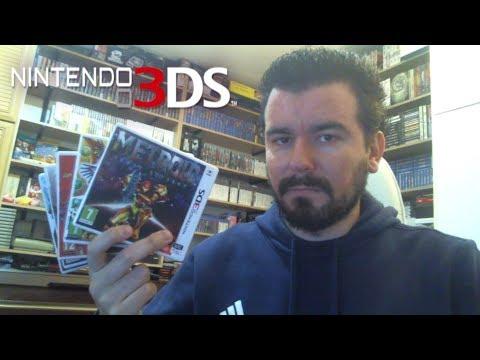 NINTENDO 3DS - MIS JUEGOS FAVORITOS (de los últimos años)