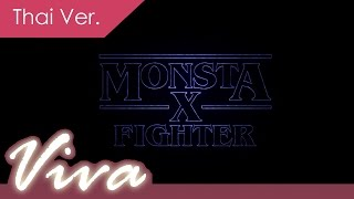 [Thai Ver.] MONSTA X - FIGHTER cover by Viva