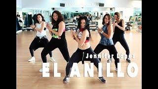 El Anillo - Jennifer Lopez - Salsation® Choreography by Azahara Ramírez