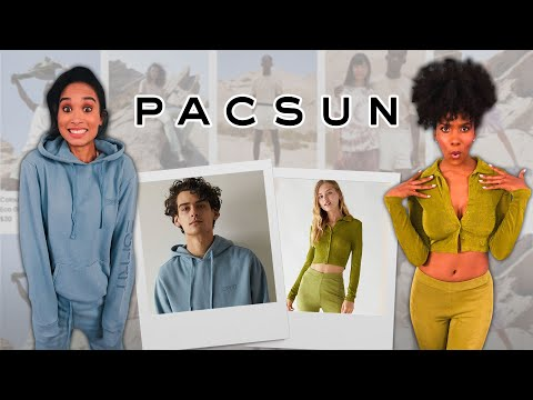 Video: Millennials Try Shopping at PacSun *massive haul*