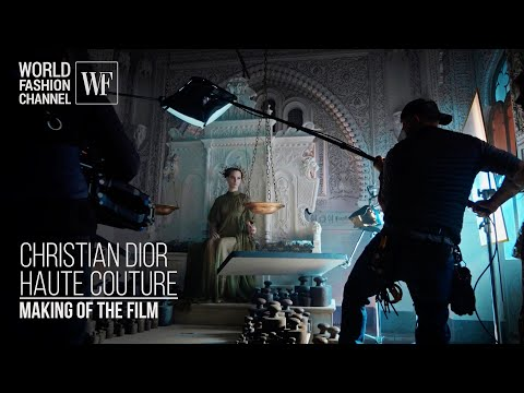 Christian Dior Haute Couture | Making of the film