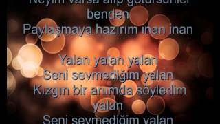 Selami Şahin Yalan Karaoke !