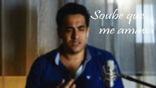 Soube que me amava - Aline Barros (cover Vitor Max)