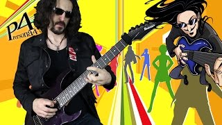 """Persona 4 - I'll Face Myself """"Epic Metal"""" Cover (Little V)"""
