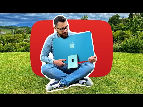 Il video più brutto di sempre su iMac M …