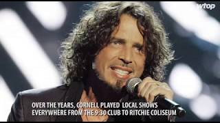Recalling Chris Cornell's D.C. area performances