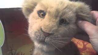 WowWee Full Size Lion cub SOLD on eBay