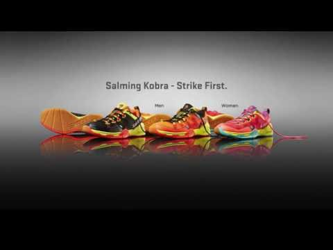 SALMING FLOORBALL   KIM NILSSON   KOBRA INDOOR SHOES