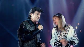 Bobby Solo ed Dorothée ♫☆¸•★¸•´♫  Una Lacrima Sul Viso  (LIVE)  HD