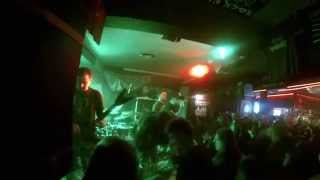 Mindfield - Public Killa (feat.Rasta - Decapitated) live in Rock Klub Iron