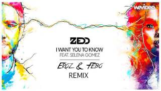 I Want You To Know (Eroz & Febo Remix)