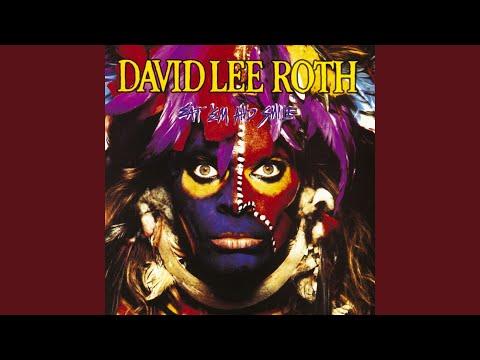 Big Trouble de David Lee Roth Letra y Video