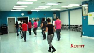 Latin Moon - Line Dance