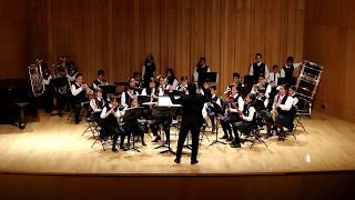 Concierto Coloquio XV Mateo Herrera: Variaciones EE1 para percusión y viento