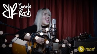 Live Session. Brenda Rosh - Asi Como Eres @ Bulevard Records Mexico City.